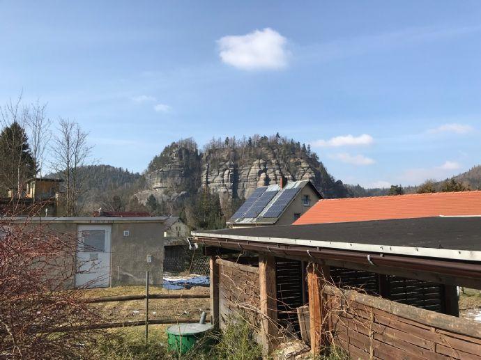 Einfamilienhaus 7 Zimmer mit Blick zum Berg Oybin