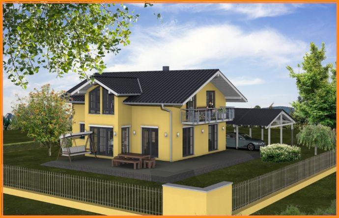 Ihr neues Haus, ganz nach Ihren Vorstellungen, exklusiv und in grüner Umgebung!