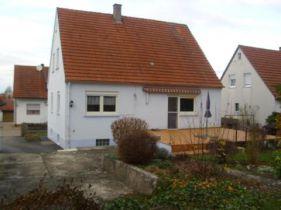 Einfamilienhaus in Riesbürg  - Utzmemmingen