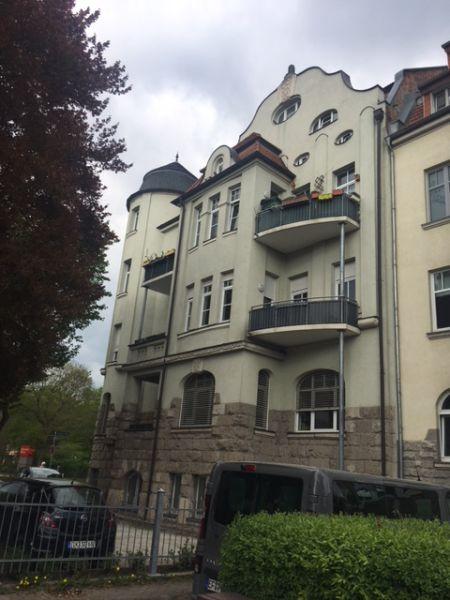 Schöne Aussicht mit 2-Zimmerwohnung mit Balkon