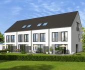 Neubauprojekt! Wohntraum auf 3 Ebenen! 4er Reihen-Townhaus mit Grundstück...