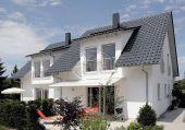 Neubauprojekt! Hochwertige, massive KfW-55 Doppelhaushälfte mit Grundstück...