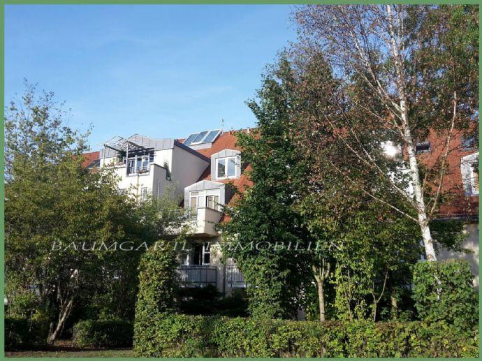 Dresden Weißig schmucke 2 Zimmerwohnung  mit Terrasse und Tiefgaranstellplatz  zu vermieten