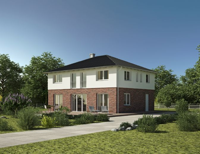 Liegau-Augustusbad - Ihr Doppelhauspartner wartet schon! DHH-Stadtvilla in bester Lage