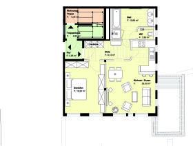 Wohnung in Stuttgart  - Rohr