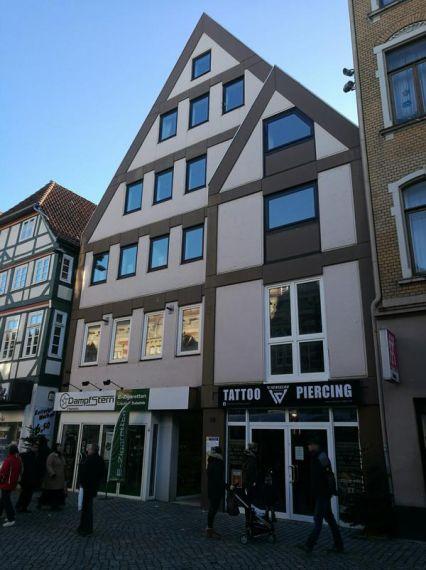 Gemütliche Maisonette-Wohnung in der Osterstraße !