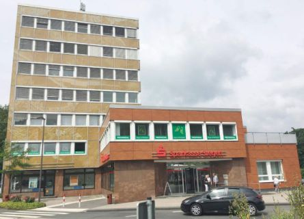 Nahe des neuen Einkaufszentrums: Bürofläche in Ortsmitte von Siegen-Eiserfeld