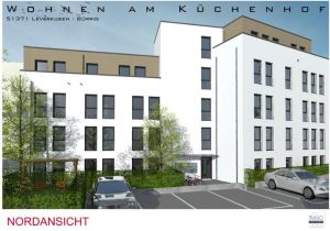 Erdgeschosswohnung in Leverkusen  - Bürrig