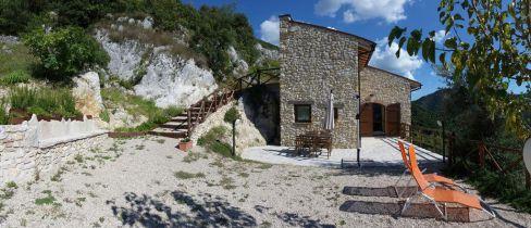 Landhaus in Roccantica