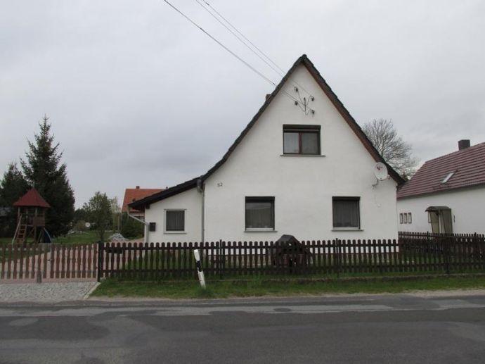 Einfamilienhaus in Mücka OT Förstgen