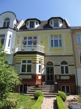 Villa in Hamburg  - Harvestehude