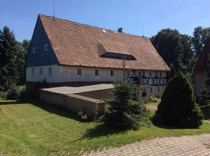 Haus in Löbau - OT Ebersdorf