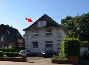 Dachgeschosswohnung in Nordhorn  - Nordhorn