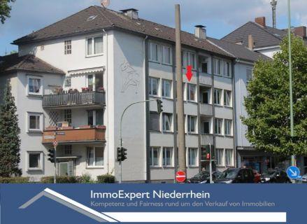 Schöne 2-Zimmer-Wohnung zentral in Duisburg-Mitte!