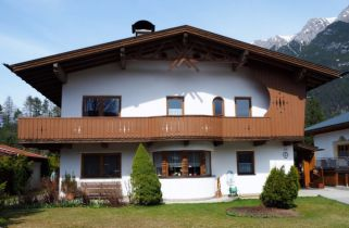 Zweifamilienhaus in Leutasch