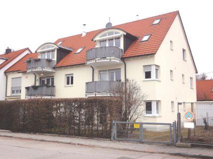 Individuelle DG-Wohnung direkt am Karlsfelder See