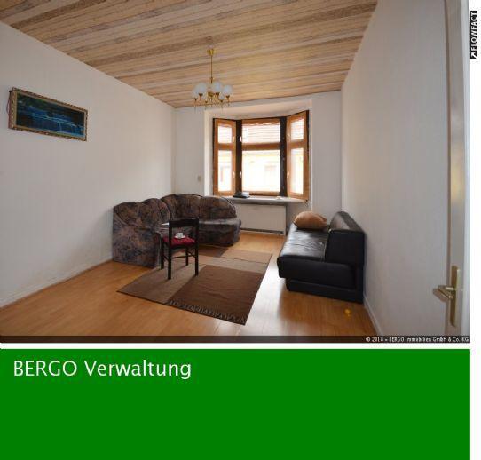 Gut geschnittene 2-Zimmerwohnung mit Balkon