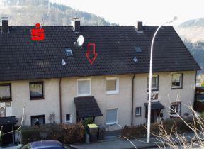 Reihenmittelhaus in Werdohl  - Ütterlingsen