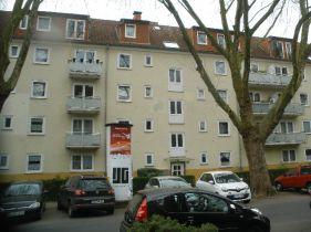 Dachgeschosswohnung in Düsseldorf  - Wersten