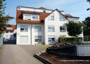 Erdgeschosswohnung in Germersheim  - Sondernheim