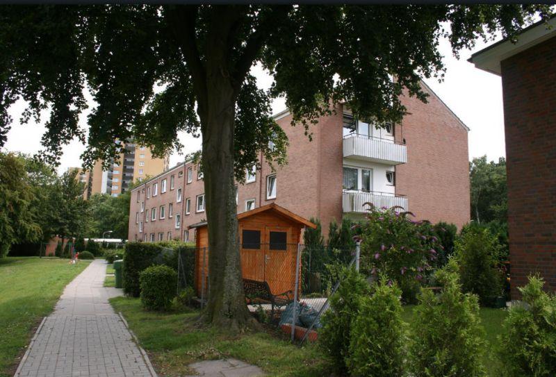 01.12.18 - Kernsanierte 3 Zi.-Whg. in grüner, zentraler Wohnlage von Neugraben ?