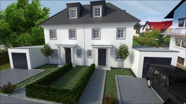 Doppelhaushälfte in Aschaffenburg  - Innenstadt