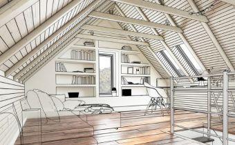 Dachgeschosswohnung in Pforzheim  - Dillweißenstein