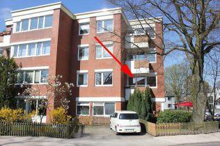 Etagenwohnung in Hamburg  - Sülldorf