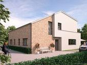 Halstenbek-Krupunder: Neubau Stadthaus in toller Lage