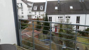 Etagenwohnung in Schönfließ