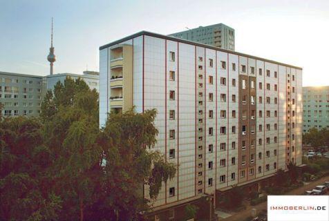 IMMOBERLIN: Handliche Wohnung in ruhiger Südwestlage nahe Alexanderplatz