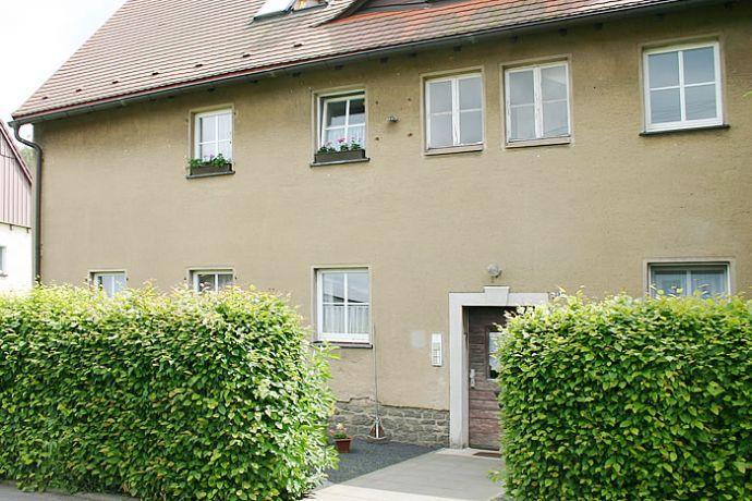 Kleine 4-Raum Wohnung in Dittelsdorf Siedlung