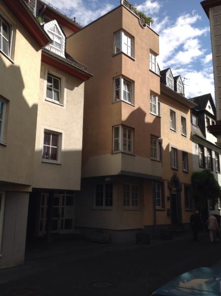 Hübsche 3 Zimmer Wohnung mit Terrasse