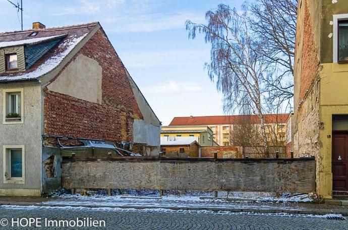 Baulücke im Zentrum von Neustadt