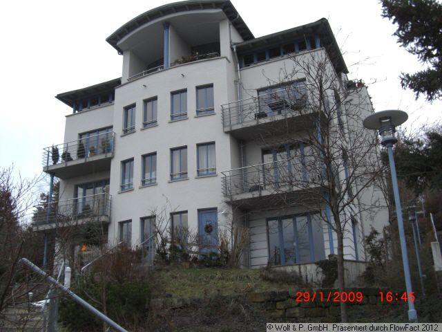 Wachwitz, Terrasse+EBK, edle und große 2-Zimmer-Wohnung