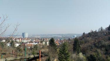 Freizeitgrundstück in Stuttgart  - Ost