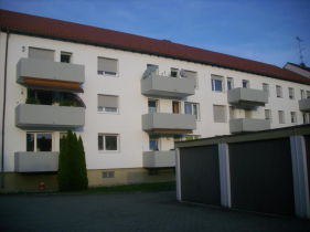 Etagenwohnung in Augsburg  - Haunstetten