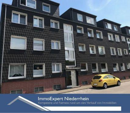 Wohnung im 2.OG  -  6 % Rendite - voll vermietet in Duisburg-Neumühl!