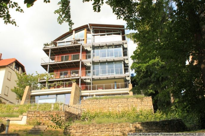 Top Wohnlage in Loschwitz mit Blick über Dresden!