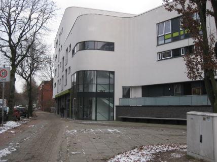 Exklusiv geschnittene 2-Zimmerwohnung mit einem Balkon, EBK, Vinyllaminat,...