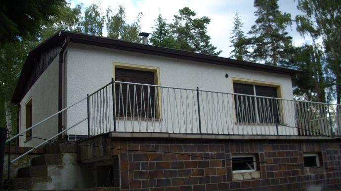 Erholsames 'Wochenendhaus am Kutschenberg (Bungalow)