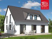 Familienhaus mit Freiraum - modern und traditionell zugleich