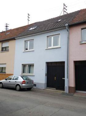 Reihenmittelhaus in Mannheim  - Seckenheim