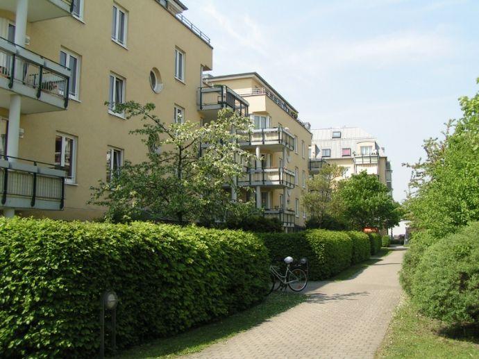 Tolle 2-Zimmer-Wohnung in ruhiger Lage/ Projekt: www.Zeithainer-Strasse.de