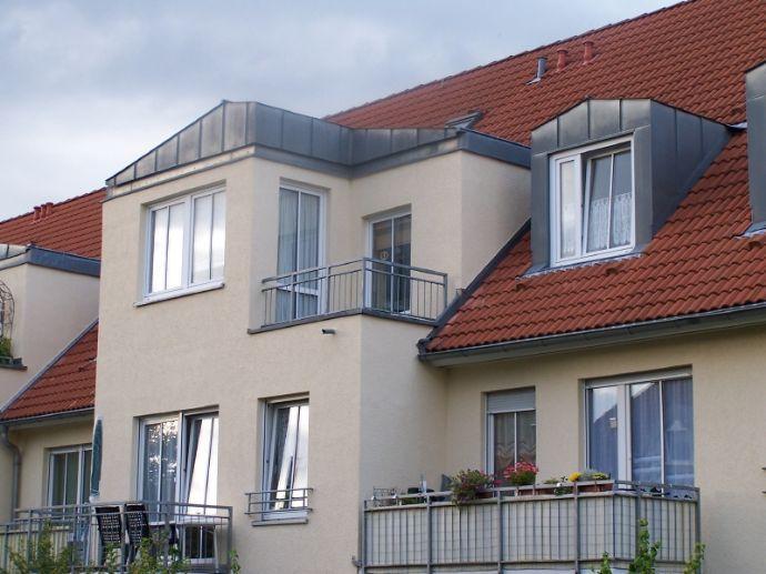 1-Zimmer-Wohnung in attraktiver Lage in Dresden-Weißig