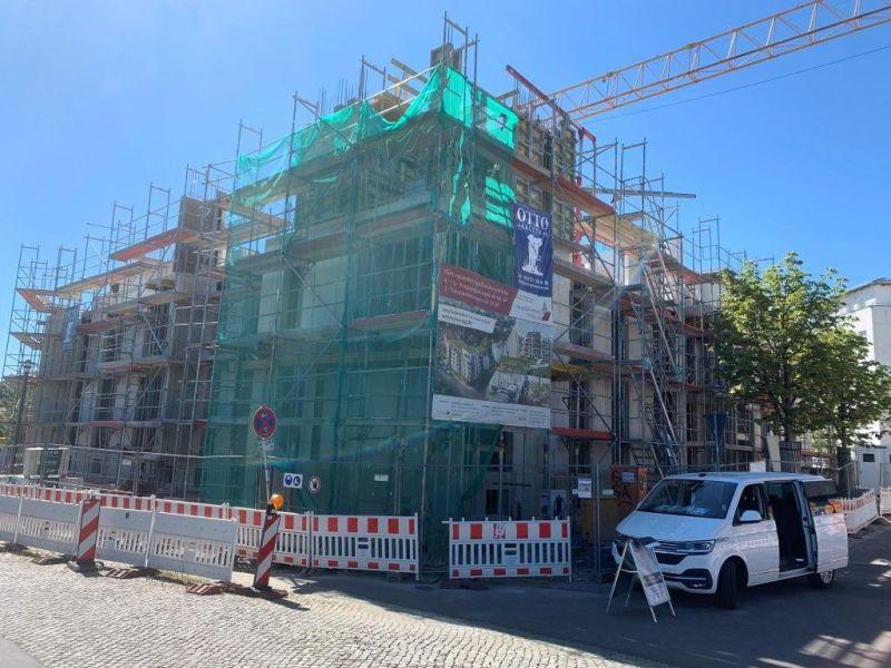 Neubau im Dresdner Westen - familiengerecht und gut geschnitten