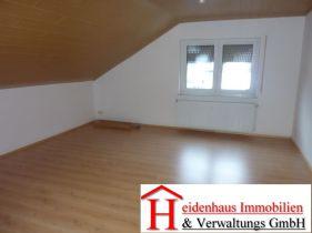 Dachgeschosswohnung in Bad Salzschlirf