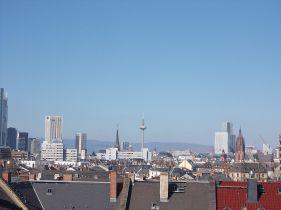 Dachgeschosswohnung in Frankfurt am Main  - Sachsenhausen