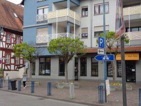 Ladenlokal in Hockenheim