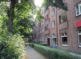 Etagenwohnung in Hamburg  - Dulsberg